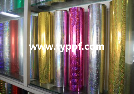 Laser PVC rigid film