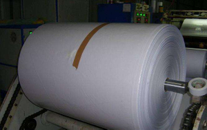 Double side Tissue Tape Foam Tape Jumbo roll